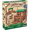 Lincoln Logs Colts Creek Command Post, 170 Piece Set