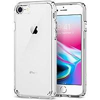 Capa Spigen Original Apple Iphone 7/8 Ultra Hybrid 2 Cristal Transparente