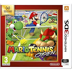 Nintendo Selects – Mario Tennis Open (Nintendo 3DS)