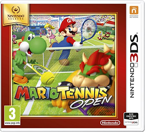 3DS MARIO TENNIS OPEN (EU)