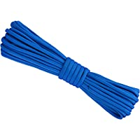Multifunctioneel Nylon Slijtvast Handgeweven Touw 5 Mm Buitenbindend Trekkoord (blauw)(Size:10M)