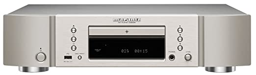 3 opinioni per Marantz CD6006 Lettore CD Hi-Fi, CD,