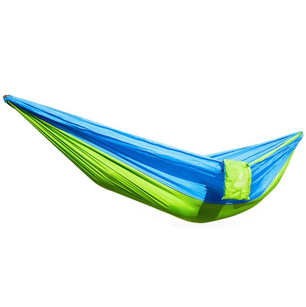 Arctic Star Lightweight, Portable Parachute Silk Hammock Swing for Outdoor/patio
