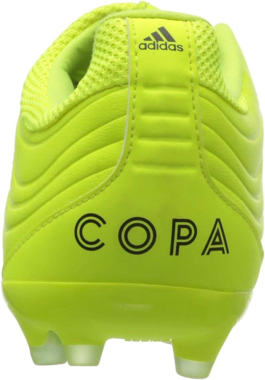 adidas Copa 19.3 AG, Zapatillas de Fútbol para Hombre Amarillo Amasol Negbás Amasol 000