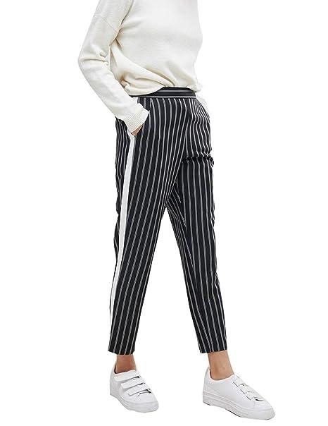 giacche e pantaloni da donna bianchi