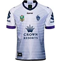 Melbourne Storm 2019-20 World Cups Rugby Jersey Crew Neck T-Shirt Polo Training Short Sleeve Tops Men's Casual Sports T…
