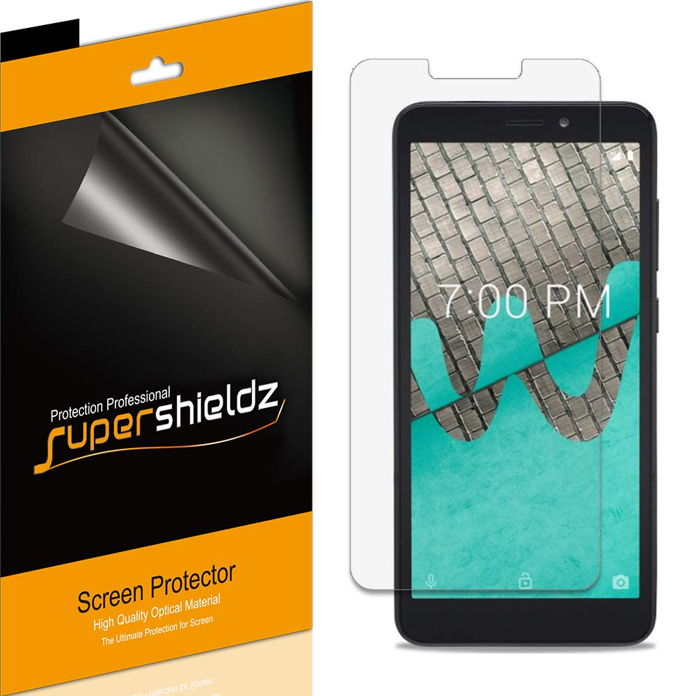 Film Protector Wiko Ride High Definition Cl [6un] (7T93XF2Z)