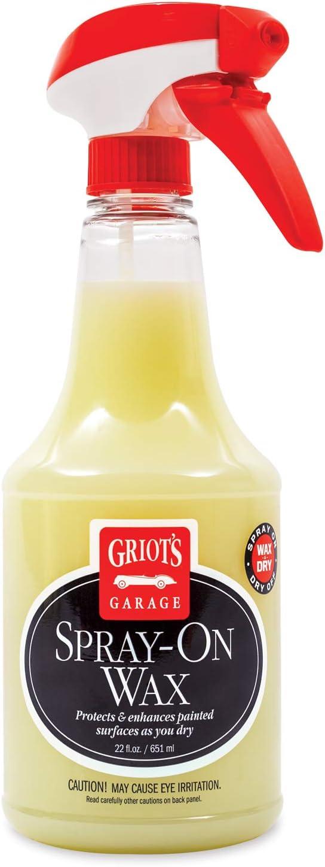 Griot's Garage Spray-On Wax