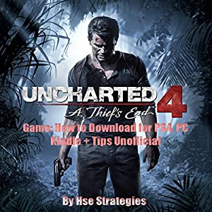 Uncharted 4 A Thief's End Game Audiobook