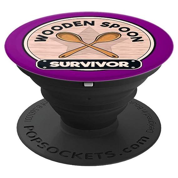 Wooden Spoon Survivor Merit Badge Award