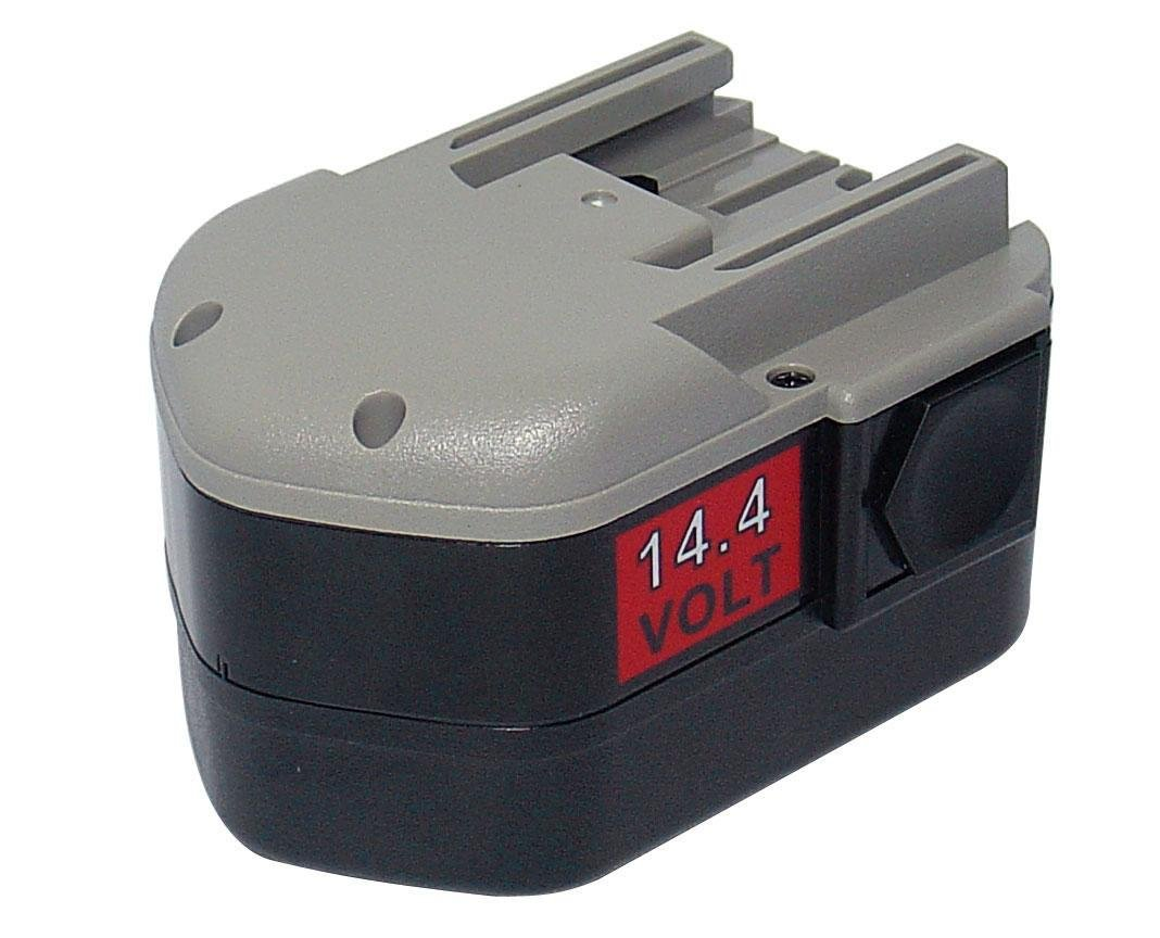 PowerSmart® 14.40V NiCd 1500mAh Batterie pour AEG BS14X, BS 14 X, BS 14X, B1414, B 1414, B1430, B 1430, L1414, L 1414, L1415, L 1415, L1430, L 1430