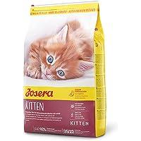Josera Kitten (1 x 2 kg), Kattenvoer voor een optimale ontwikkeling, Super Premium droogvoering voor groeiende katten…