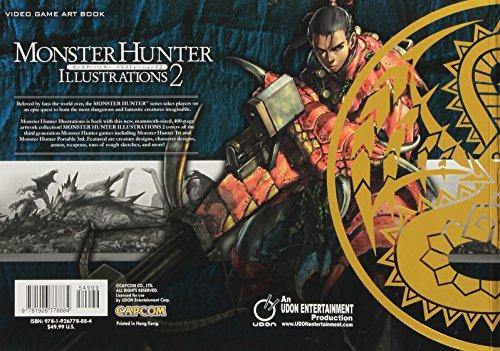 Image of Monster Hunter Illustrations 2