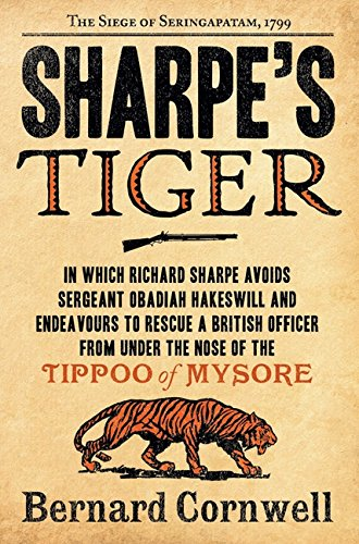 Download Sharpe's Tiger (Richard Sharpe's Adventure Series #1) pdf