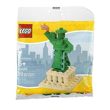 LEGO Exclusivo: Statue of Liberty Establecer 40026 (Bolsas ...