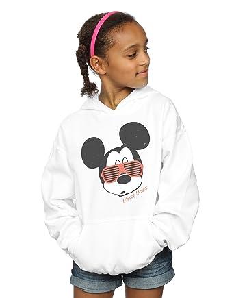qualité incroyable nouvelle collection magasiner pour l'original Disney Fille Mickey Mouse Sunglasses Sweat À Capuche: Amazon ...