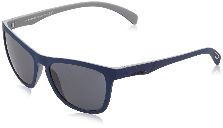 Diesel Unisex-Erwachsene Sonnenbrille DL0111 5220A, Mehrfarbig, 52
