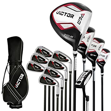 Amazon.com : PGM VICTOR Golf Clubs Complete Sets Golf ...