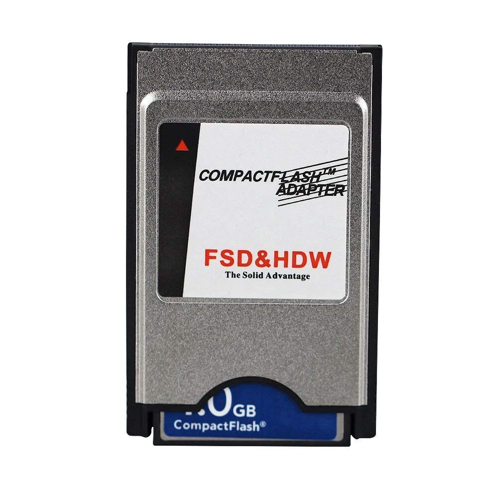 PCMCIA Compact Flash PC CF Card Reader Adapter by XINHAOXUAN (Image #2)