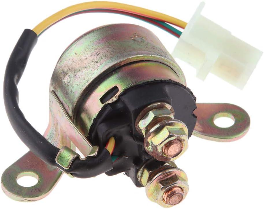 H HILABEE Starter Solenoid Relay For Suzuki DR125SE 1994-1996,GV700GLF MADURA 1985