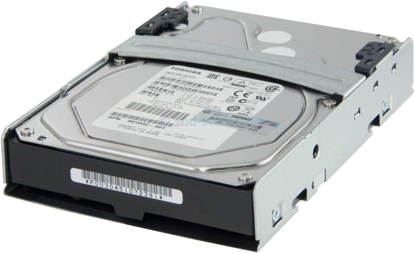 2.0TB Toshiba MG03ACA200 3.5 7200RPM SATA 6Gb//s Hard Drive w// 64MB Cache