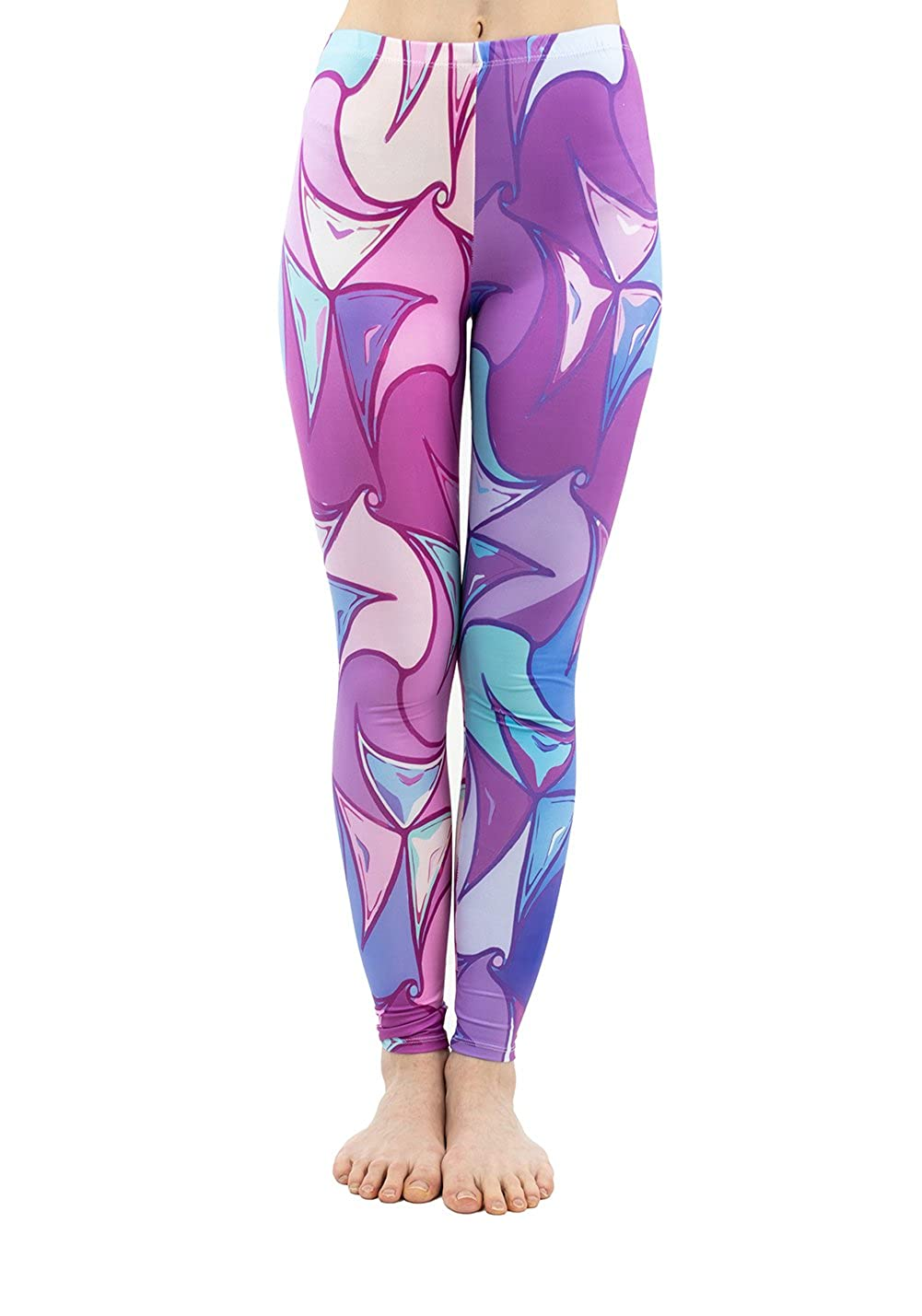 117042e8a6 FULL LENGTH LEGGINGS FOR EVERY HEIGHT - No matter how short or tall you  are, PINK PLOT Yoga Pants go from XS to L (Size 0-12))with its super  stretchy fabric ...