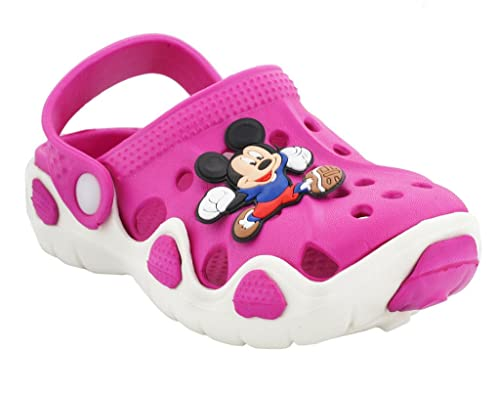 252716d976e3 Lil Firestar Kid s EVA Clogs  Buy Online at Low Prices in India ...