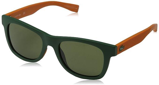 Lacoste L3617S 318 48 Gafas de Sol, Matte Olive, Unisex ...