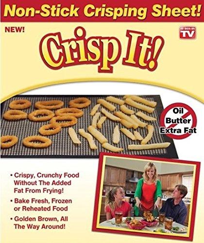 Crisp It Baking Sheet- Set of 2 (Large 14.5