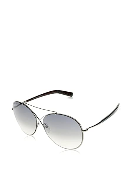 e45b9b42d60 Tom Ford Iva TF 394 15P Silver   Grey Sunglasses  Amazon.ca  Clothing    Accessories