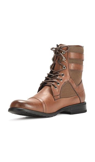 Reservoir Shoes Boots à Bouts Ronds Homme: