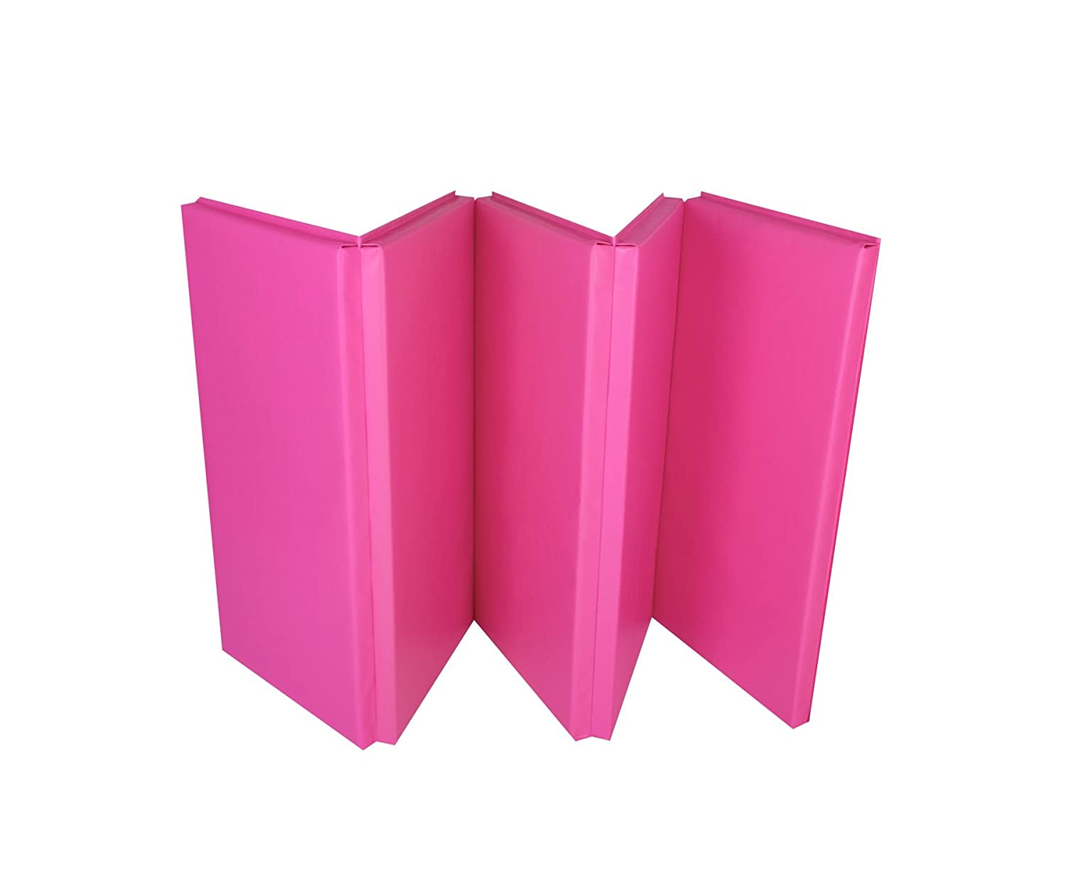 triangle foam pink gymnastics product folding wedge mat detail tumbling high training mats incline quality