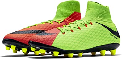 ae10e5fb561 Nike Hypervenom Phatal III DF AGPRO Mens Football Boots 860644 Soccer  Cleats (uk 8.5 us
