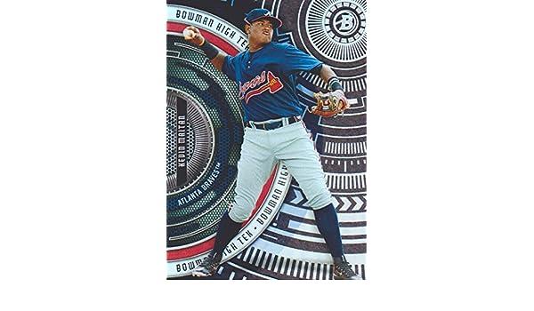 2017 Bowman High Tek Baseball #BHT-KM Kevin Maitan Atlanta Braves at Amazons Sports Collectibles Store