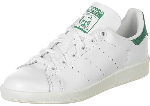 Zapatillas Adidas Stan Smith Luxe Blanco 36 Blanco: Amazon.es: Zapatos y complementos