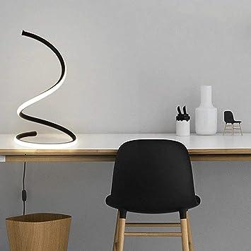 ZLL Lámpara de escritorio de lectura, dormitorio de estudiantes ...