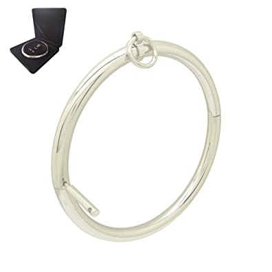 Amazon.com: ACECHANNEL Collar de acero inoxidable con cierre ...