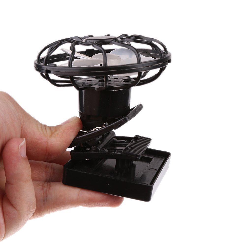 Sorliva ソーラー携帯扇風機
