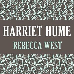 Harriet Hume Audiobook