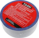 Task Tools T74518 QSR Dust Containment Tape, 2'' x 50''