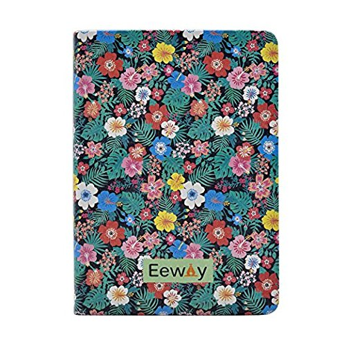 Planner 2018 Daily Planner Calendar Schedule Organizer and Journal Notebook,Non Dated Day A5(7.48in *5.31in Black Tropical)