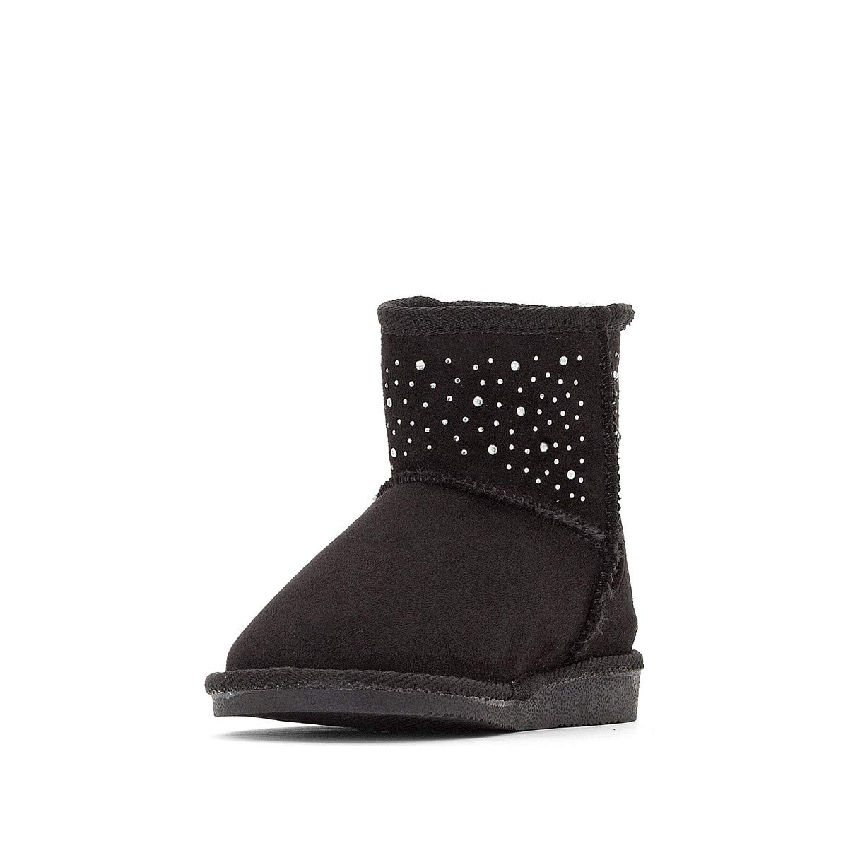 La Redoute Collections Big Girls Fur-Lined Ankle Boots
