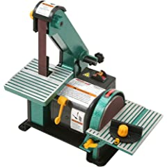 """Product Image: Grizzly Industrial H6070-1"""" x 30"""" Belt/5"""" Disc Combo Sander"""