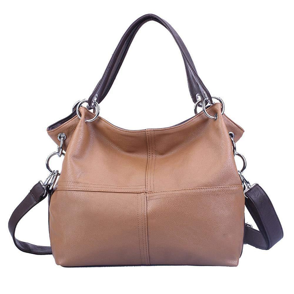 Y-YT Damen Handtasche Damen Handtasche Nähte Nähte Nähte Shopping Tour Einzigen Weiblichen Umhängetasche PU-Material B07H59X9FJ Messenger-Bags deb89d