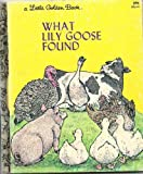 What Lily Goose Found, Annabelle Sumera, 0307601633