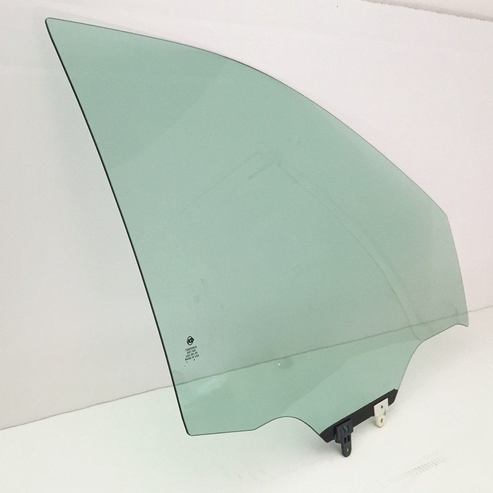 Fit 2014-2018 Nissan Rogue Passenger Right Side Front Door Window Glass