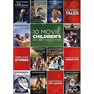 10-Movie Children's Holiday Collection by Echo Bridge Home Entertainment