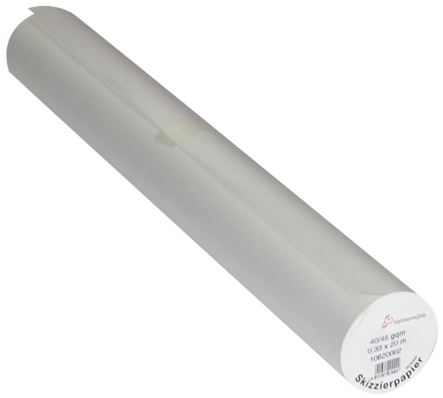 Hahnemuehle 10620002 Transparent Sketching Roll 0.33 x 20 m 40/45 g/m²