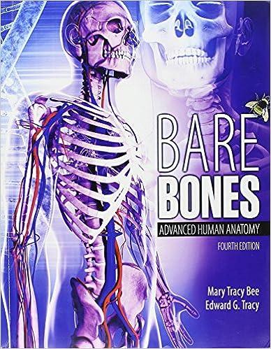 Amazon.com: Bare Bones: Advanced Human Anatomy (9781524901097): BEE ...