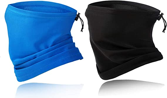 Sukuraceci Salon /& Barber Hairdresser Unisex Fleece Neck Warmer Gaiter Microfiber Face Mask,Neck Gaiter,Magic Scarf for Dust Outdoors